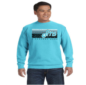 Comfort Color - Sweatshirt - Music Bars design - $30