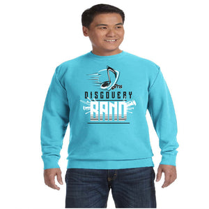 Comfort Color - Sweatshirt - Music Note design - $30