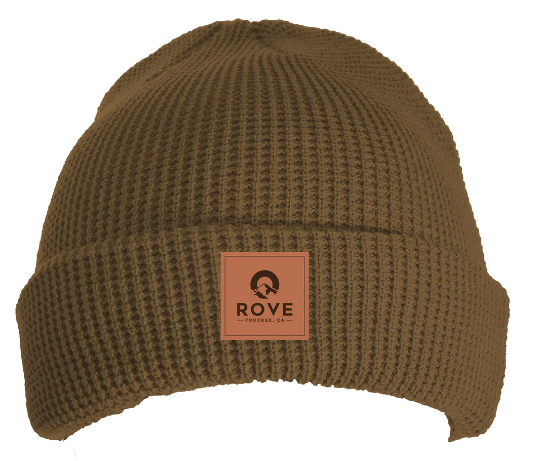 ROVE Classic Thermal Patch Beanie
