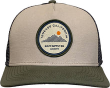Load image into Gallery viewer, ROVE Olive Line Trucker