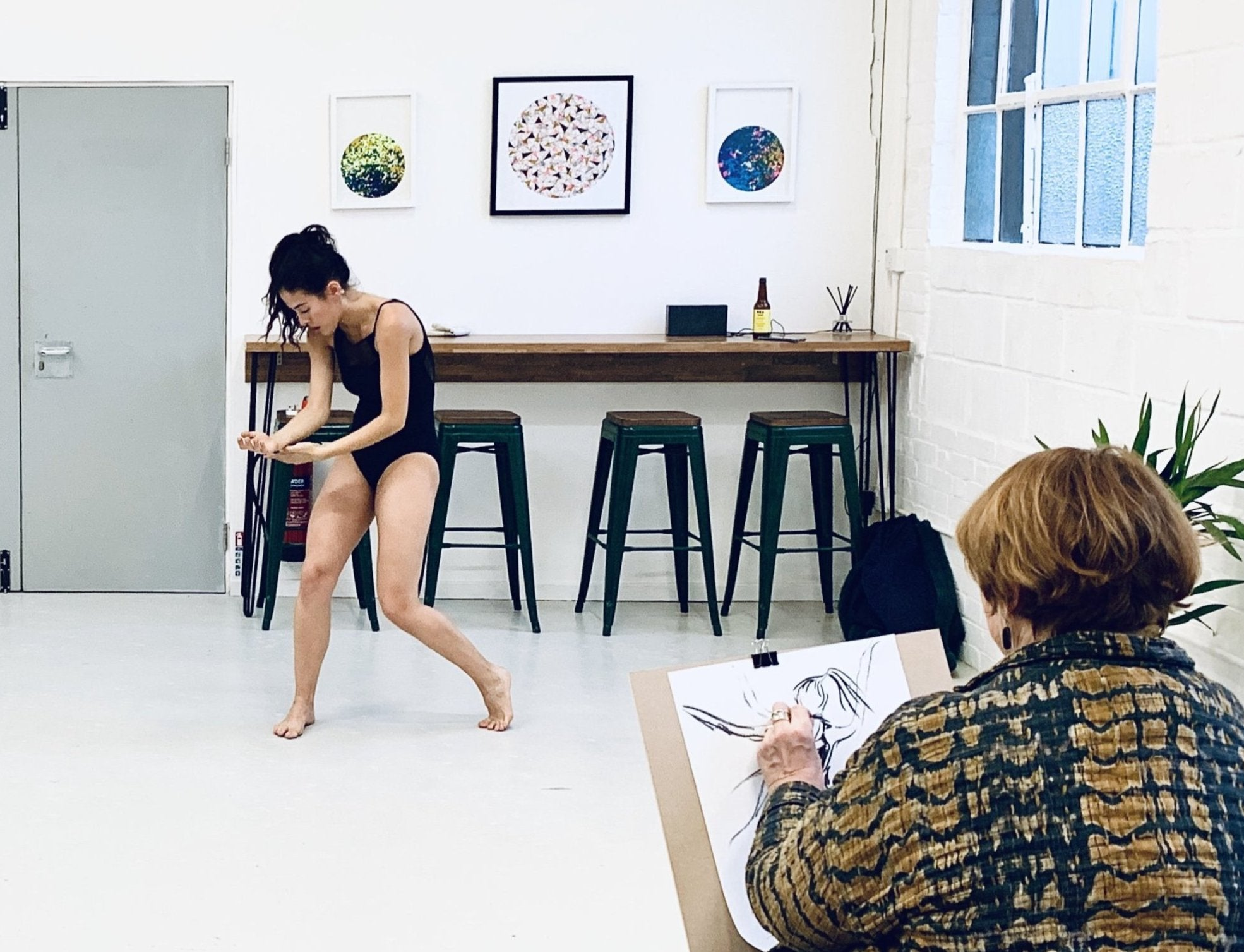 Form & Figure - Drawing Class 7th March 2020