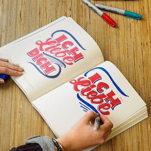 Online Masterclass: Lettering Workshop with Lana Hughes
