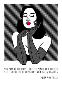 Dita Von Teese - Words of Wisdom
