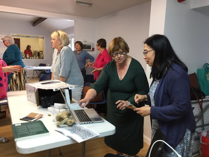 Sewing Memories Workshop
