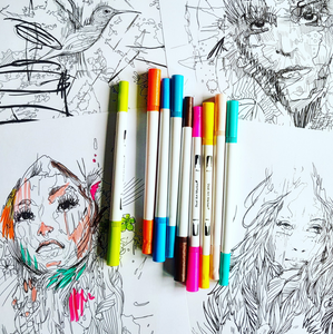 Colouring Pack: Carne Griffiths