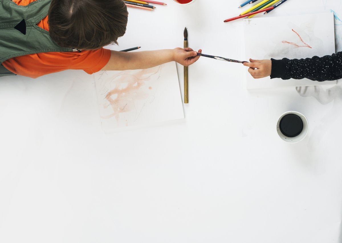 A Point That Moves! Kids Workshop * Cancelled