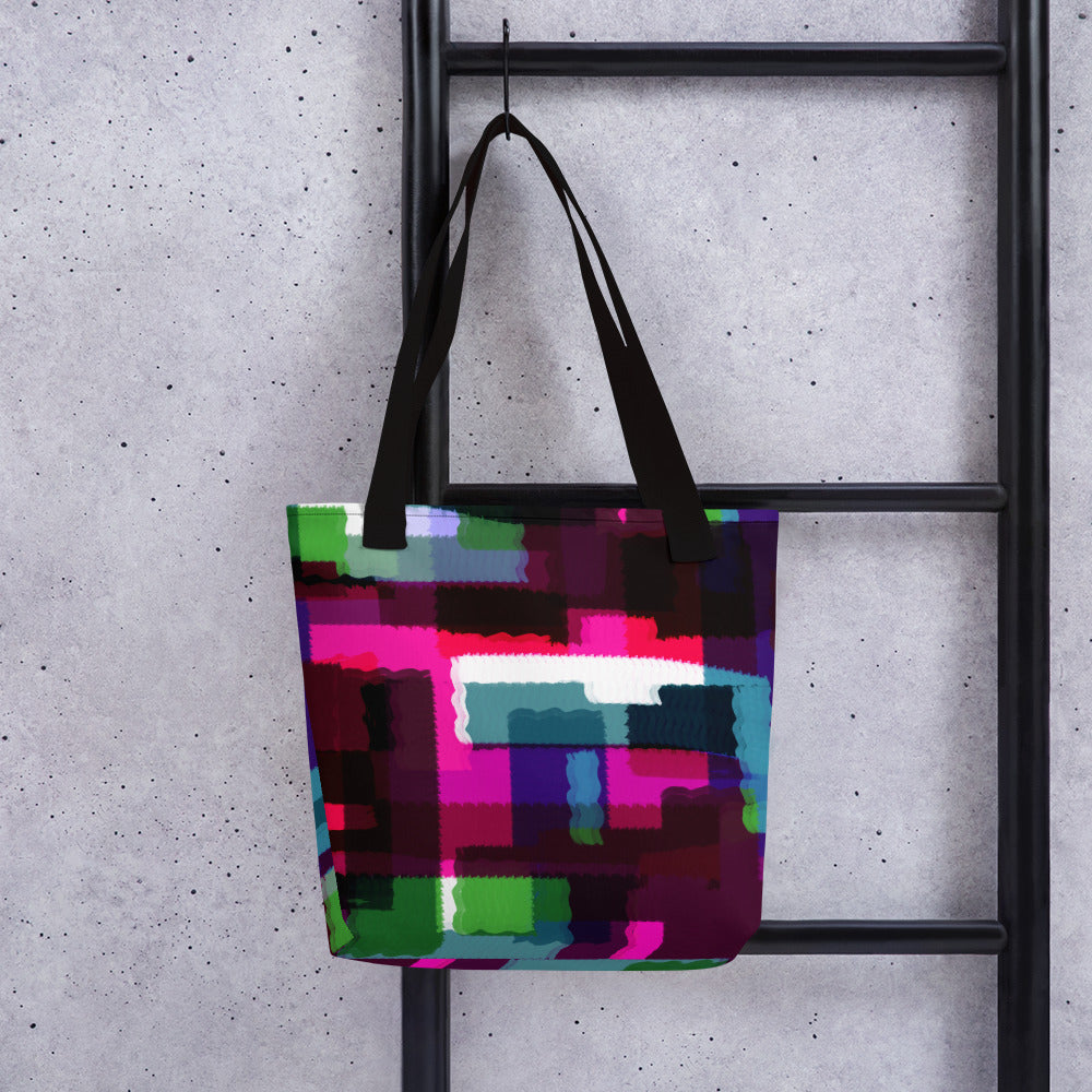 Abstract / Contrast Tote bag