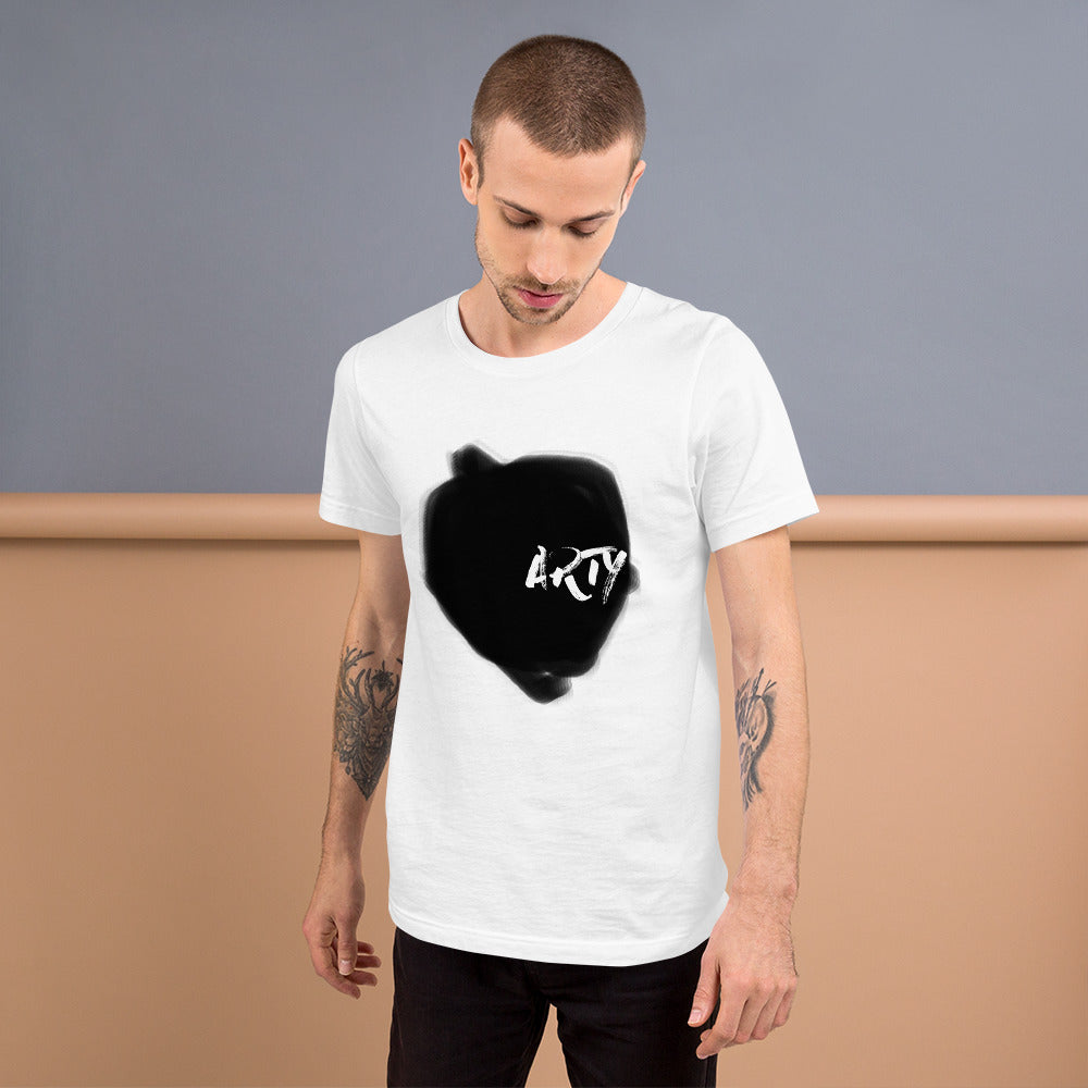 Arty Short-Sleeve Unisex T-Shirt