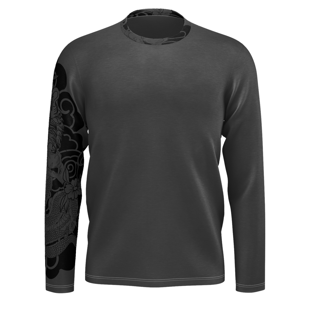 Black on Black Sleeve