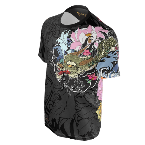 Image of Dragon and Koi Wrap
