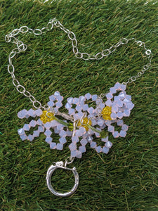 Aster Chinensis Necklace - 50m