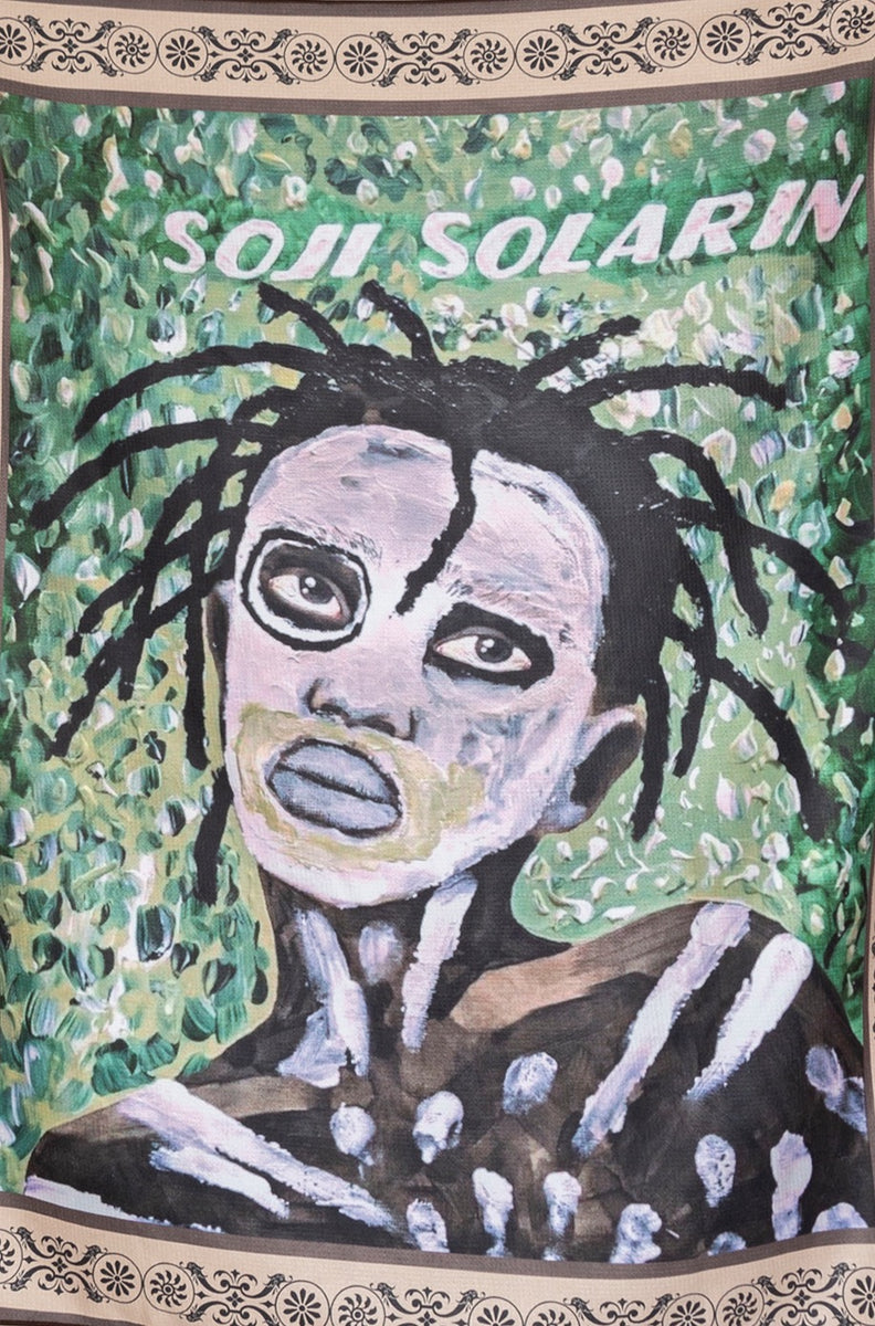 Soji Solarin Blanket-50m London