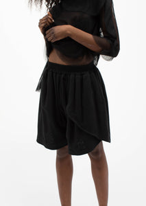 Cloud Shorts 265 in Black