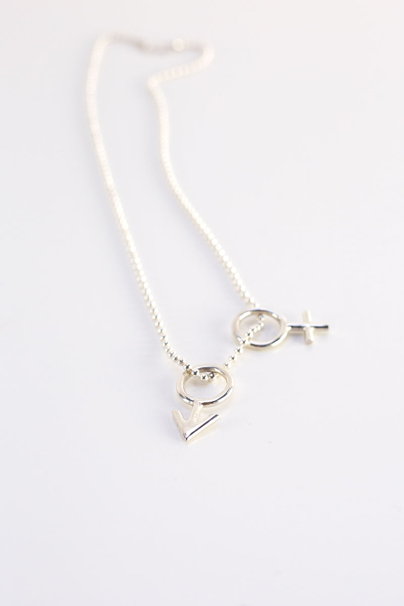 Gender Pendant Chain-50m London