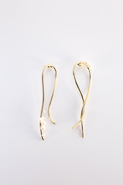 Wild Relatives Earrings-50m London