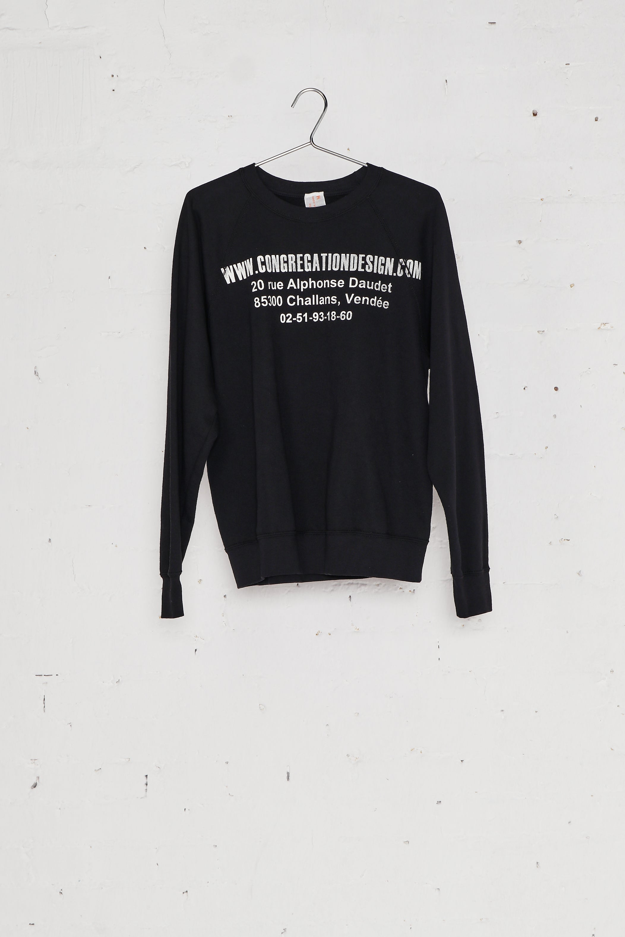 Congregation Printed Sweat