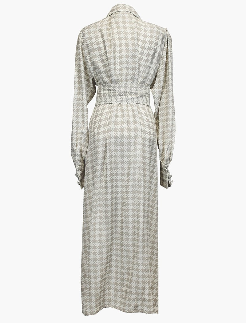 Houndstooth Antique Dress-50m London