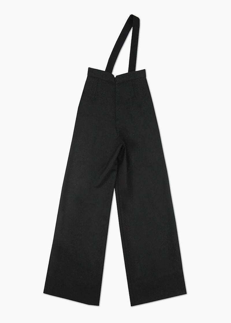 Cropped Gentleman Trousers