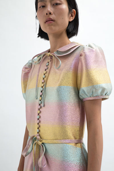 Fantasy Rainbow Alice Dress