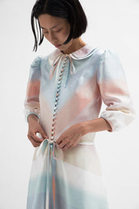 Pastel Romantic Rainbow Alice Dress