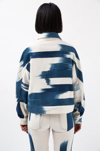 Handwoven Ikat Jacket