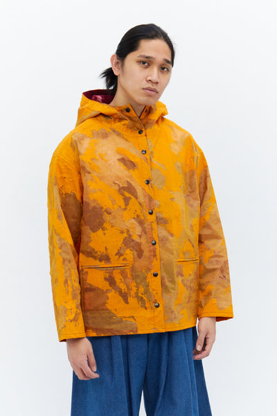 Devore Reversible Plastic Jacket