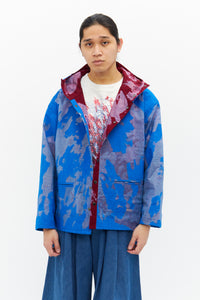 Devore Reversible Plastic Jacket-50m London