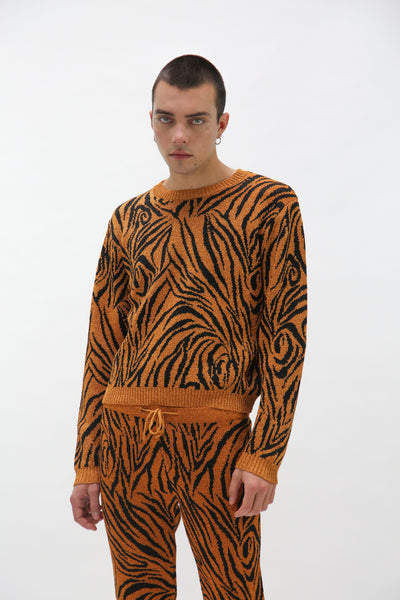 Zach Tiger Sweater