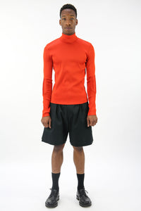Traffic Orange Mikado Top