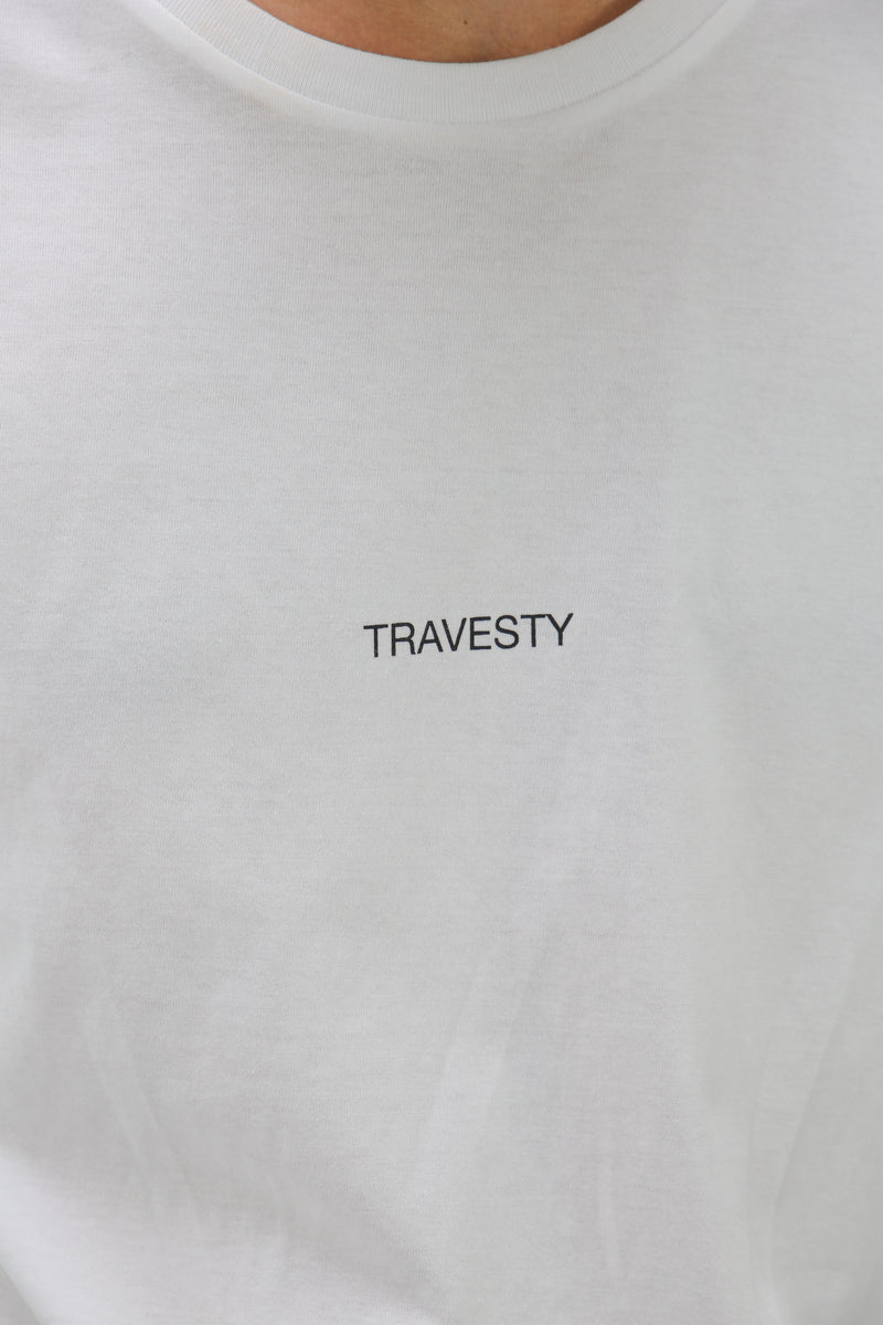 Travesty T-shirt-50m London