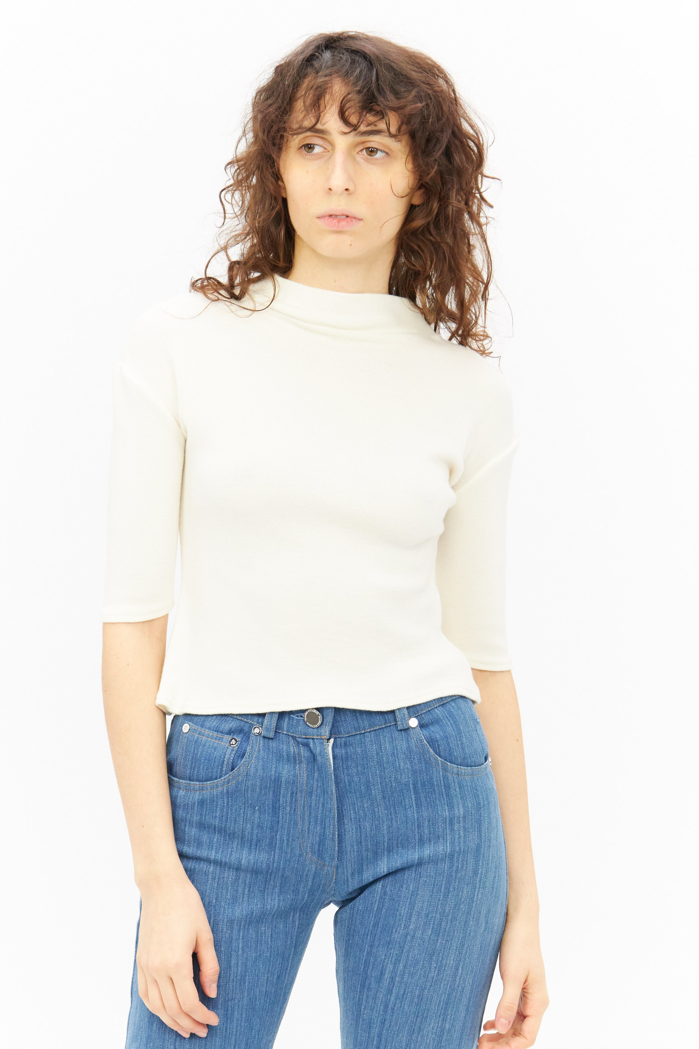 Merino Knit Top-50m London