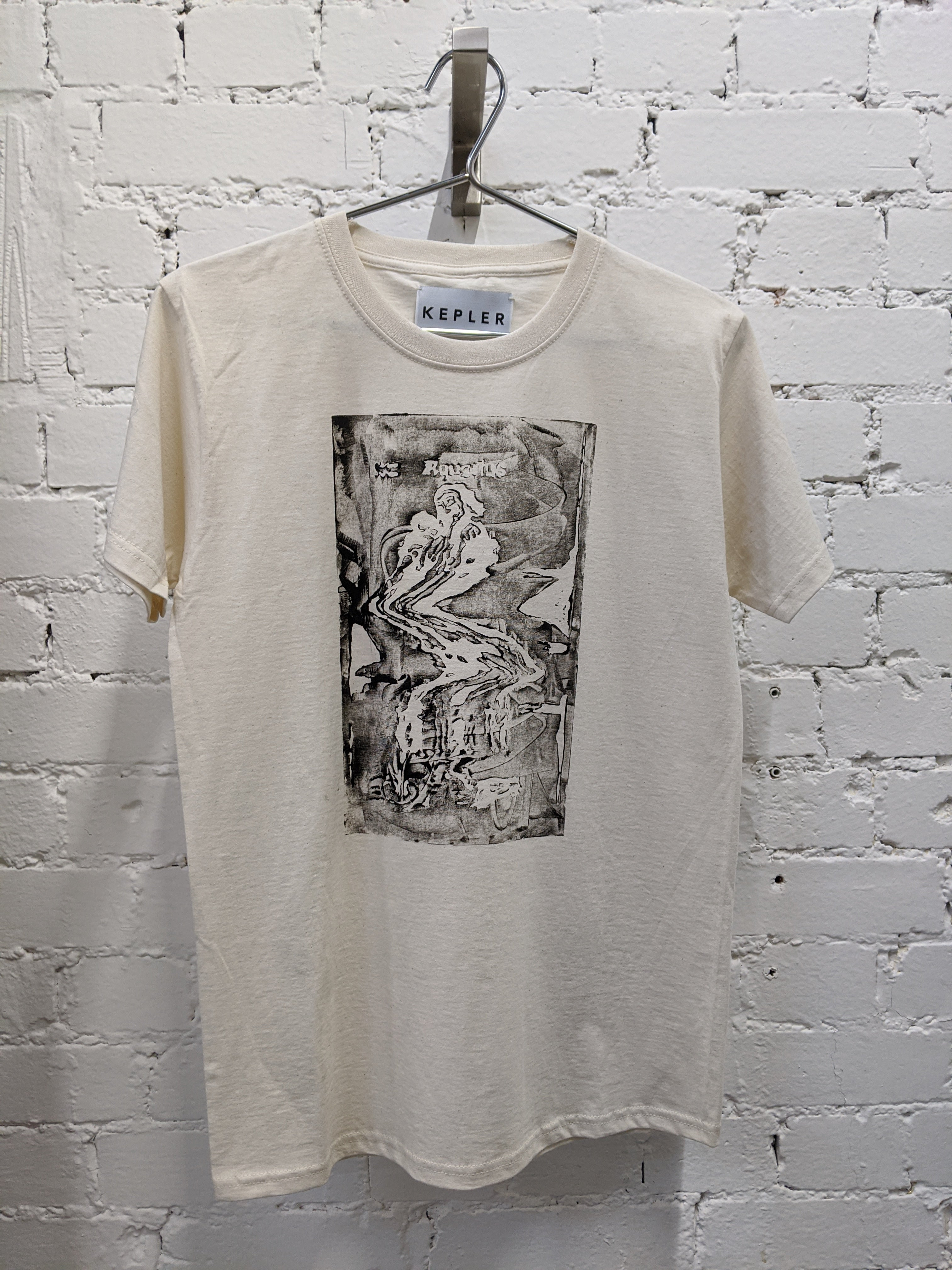 Star Sign Lino Print Tee-50m London