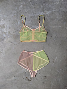 Green Choli Bra-50m London