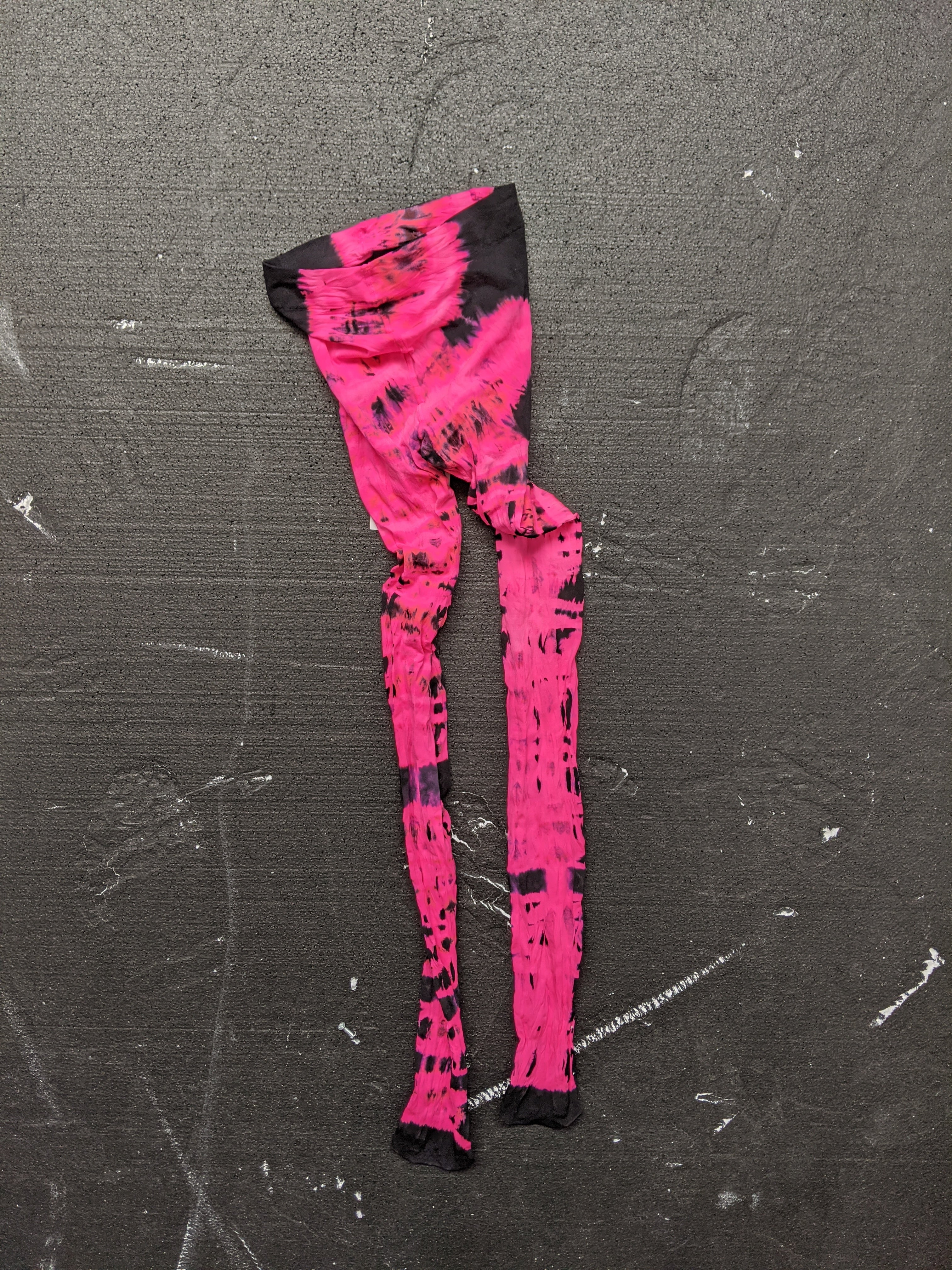 Hand Dyed Tights