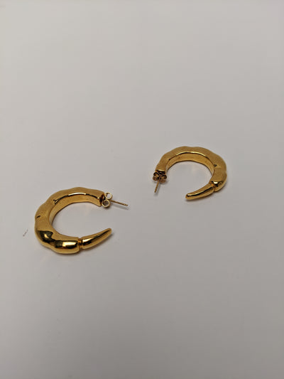 Laura Hoops Gold