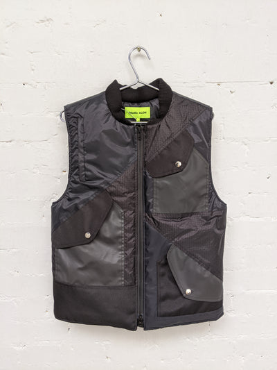 Patchwork Gilet-50m London