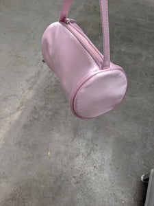 Round Silk Bag Pink-50m London