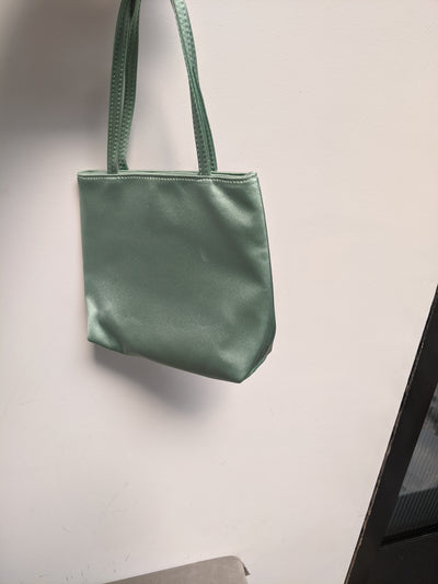 Green Little Silk Bag-50m London