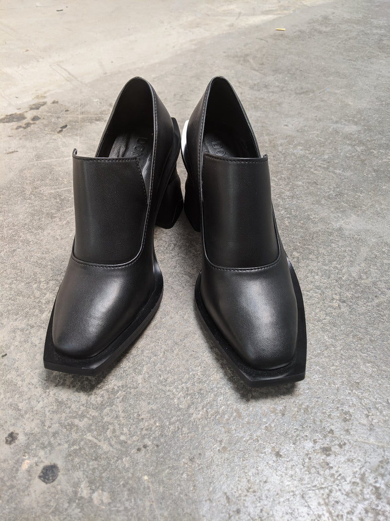 Zebra Heel Black-50m London
