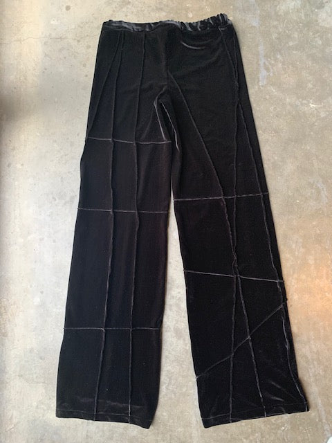 Velvet Spider Pants-50m London