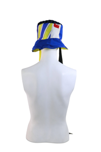 Cycling bucket hat