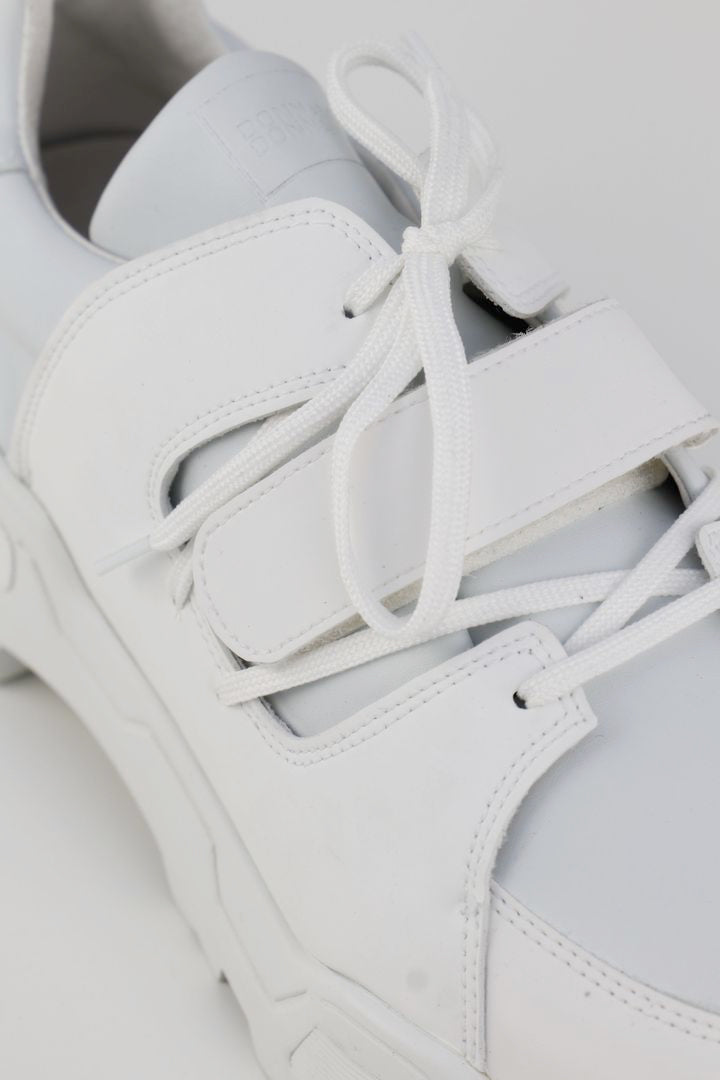 Shell Sneaker White-50m London