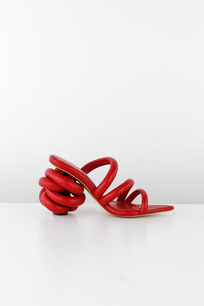 Point Toe Knotted Sandal-50m London