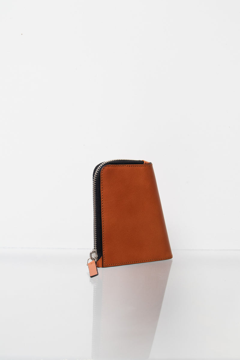 Wane Wallet Orange-50m London