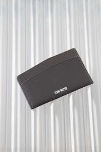 Slant Wallet Grey