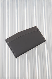 Slant Wallet Grey-50m London