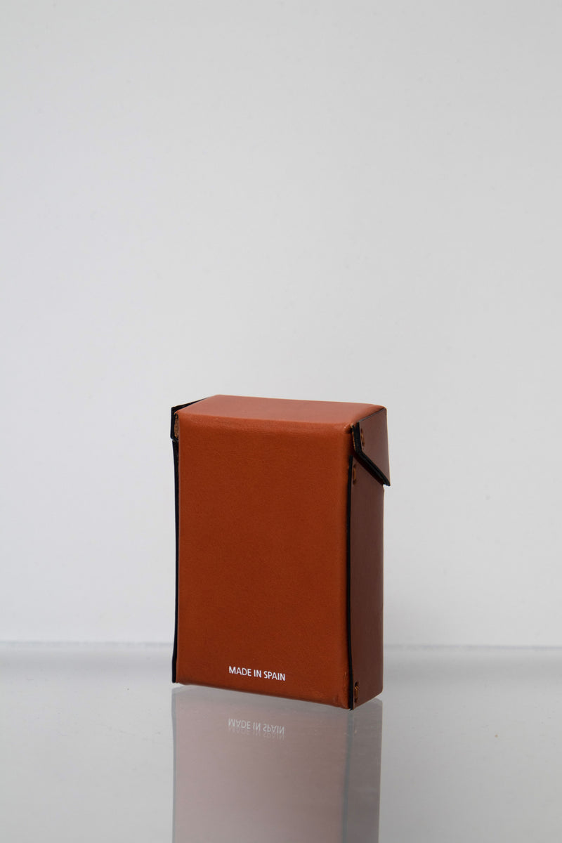 Cigarette Case orange