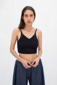 Cash Silk Bra