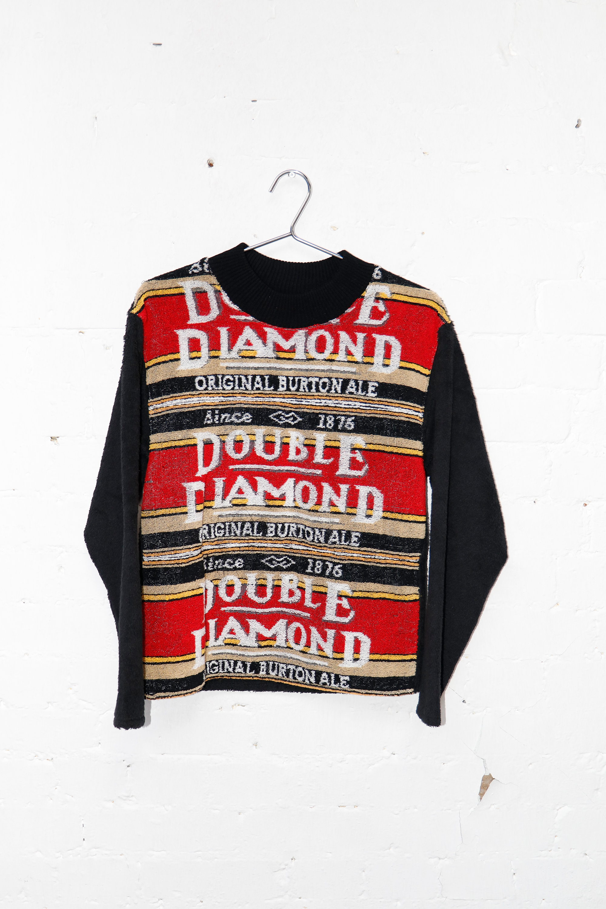 Double Diamond Beer Towel Jumper