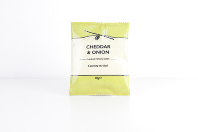 Crisp Bag (Yellow)